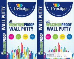Prestige Cement based Putty