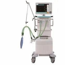 Abs Plastic Neonatal Pediatric Ventilator