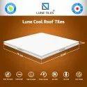 Solar Reflectance Index White Roofing Cool Tile