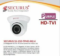 Securus 2.4 to 4 MP 15m AHD Dome Camera