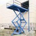 Heavy Duty Hydraulic Scissor Lift
