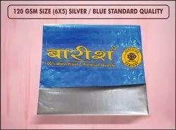 Blue HDPE Waterproof Tarpaulin
