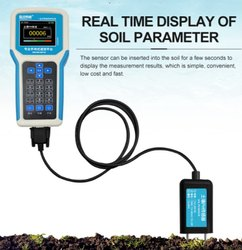 Rapid Soil Meter - NPK / pH / EC / Moisture / Humidity / Temp