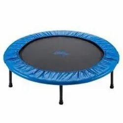 Round Outdoor Jumping Trampoline