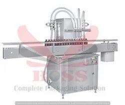 Automatic Four Head Filling Machine