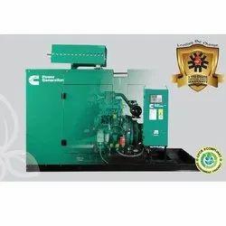 50-62.5 KVA Diesel Generator