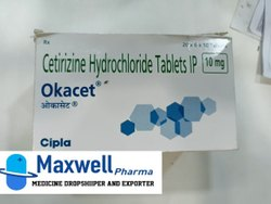 Cetirizine Hydrochloride Tablet