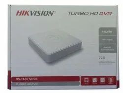 1920 X 1080p Hikvision Turbo HD DVR, Model Name/Number: Ds 7a00 Series