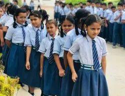 Gunja Textiles Cotton School Uniform