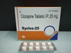 Clozapine Tablets Ip 25 MG.