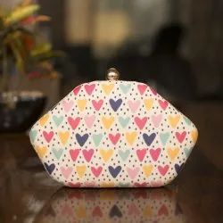 Irya Lifestyle Beautiful Printed Clutches