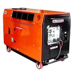 5 KVA Single Phase HPM Portable Diesel Generator