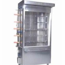 Chicken Grill Machines Stainless steel