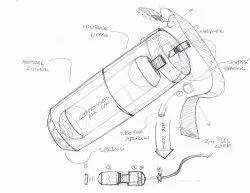 New Concept Design 3d Model Services