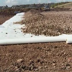 Non Woven Geotextile For Road Embankment Protection
