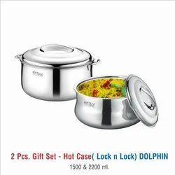 Dolphin Hot Case 2 pcs Set
