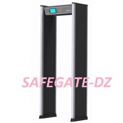 Dual Zone Walk Through Metal Detector Safegate-DZ