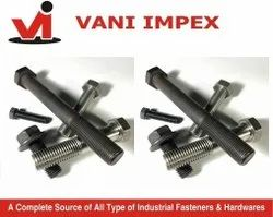 VI High Tensile Fasteners, Size: M 6 To M 48