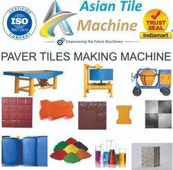 Paving Block Making Machinery