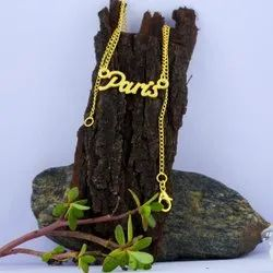 Personalized Name Pendants