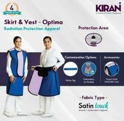 Radiation Protection Lead Skirt And Vests