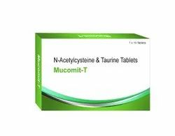 N Acetylcysteine And Taurine Tablets