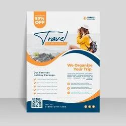 Paper Brochure Printing Services, in coimbatore
