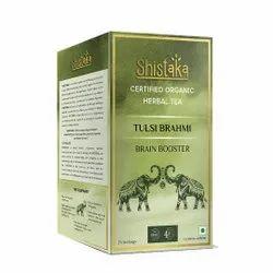 Tulsi Brahmi Green And Herbal Tea