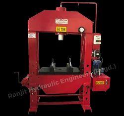 Power Operated Hydraulic Press Machine