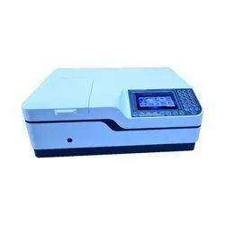 Double Beam UV-VIS Spectrophotometer
