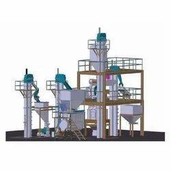 N-Series Vertical Poultry Feed Pellet Plant