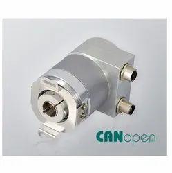 Serie HM10 CANOpen Multiturn Absolute Blind Hollow Shaft Encoder