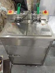Twin Tank Deep Fat Fryer