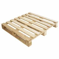 Rectangular Two Way Wooden Pallet, For Shipping