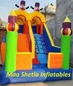 Two Line Inflatable Bouncy