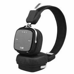 Wireless Black Boat Rockerz 600 Bluetooth Headphone, 300 G
