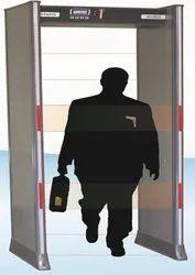 Multi Zone Door Frame Metal Detector Safegate-8Z