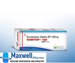 Sumatriptan 100 Mg Tablets