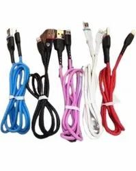 JM Gold Cell Phone Data Cable