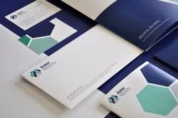 Branding And Identity Design Service, Size Of The Logo: Depending On Logo Size