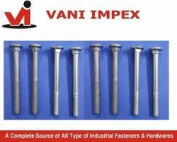MS Carriage Bolt 3/8