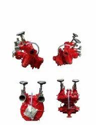 Upto 100m 65 Hp High Low Pressure Fire Pump, Max Flow Rate: 2550 Lpm