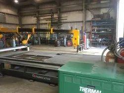 CNC Plasma Cutting Services