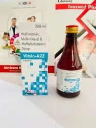 Multivitamin Multimineral And Methylcobalmin Syrup