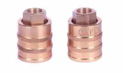 Lpg Lot Adaptor Brass