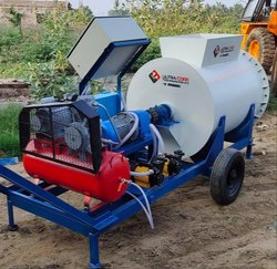 Semi Automatic Foam Concrete Machine