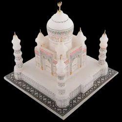 Marble Taj Mahal, Is It Handmade: Handmade