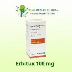 Cetuximab Erbitux 100 Mg, Merck, 1 Vial