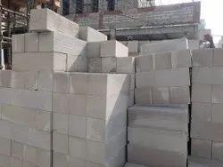 Lightweight Fly Ash Blocks
