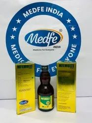 MFEMULTI Syrup, For Clinical